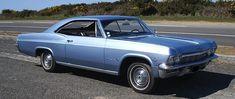 1965 Chevrolet Impala 300 hp V8 big Block Engine