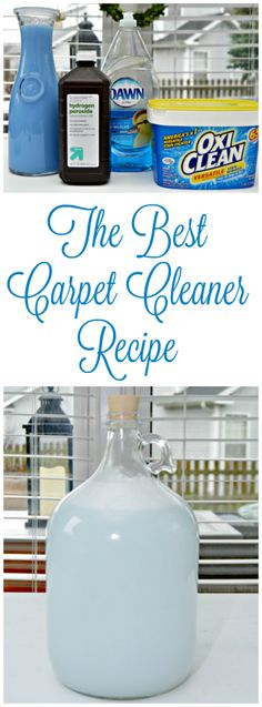 Great for pet smells, wine stains and so much more. It will leave your carpets clean and smelling amazing!