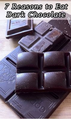 7 Reasons to Eat Dark Chocolate http://lifelivity.com/7-reasons-4-dark-chocolate/