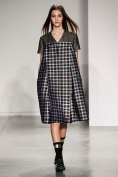 Suno Fall 2014 RTW - Review - Fashion Week - Runway, Fashion Shows and Collections - Vogue