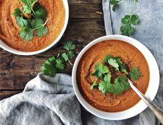Vegeviettelys: Marokkolainen linssikeitto Pasta, Ethnic Recipes, Food, Essen, Meals, Yemek, Eten, Pasta Recipes, Pasta Dishes