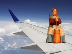 """""""there's a colonial woman on the wing."""" HAHAHAHAHA DYING"""