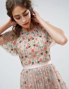 Discover the latest fashion & trends in menswear & womenswear at ASOS. Shop our collection of clothes, accessories, beauty & Prom Outfits, Homecoming Dresses, Dress Outfits, Fashion Outfits, Modest Dresses, Dance Dresses, Cute Dresses, Needle And Thread Dresses, Frack
