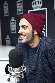 20.03.2013 Marco a Radio Monte Carlo