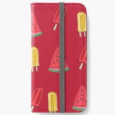 Iphone Wallet, Iphone Cases, Watermelon, Finding Yourself, My Arts, Art Prints, Pop, Printed, Awesome