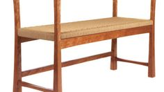 Weaving a Danish Cord Seat - Step Two - FineWoodworking