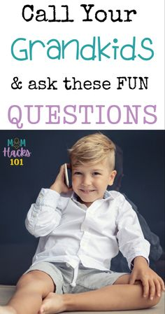 101 Fun Questions To Ask Kids To Know Them Better - Mom Hacks 101