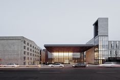 KPMB Architects - Project - CIGI Campus – like the front of this building