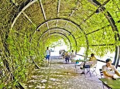 Wonderful public space