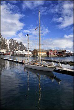 Svolvaer, a photo from Nordland, North | TrekEarth