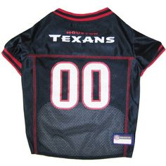 Pets First NFL Houston Texans Pet Jersey, Large >>> Find out more about the great product at the image link.