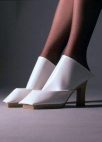 Marloes ten Bhömer, Folded shoe © Marloes ten Bhömer