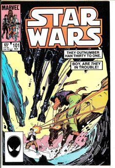 Star Wars (Nov Marvel) for sale online Star Wars Comic Books, Star Wars Comics, Marvel Comic Books, Comic Movies, Clone Wars, Darth Vader, Star Wars Fan Art, Star Trek, Marvel Series