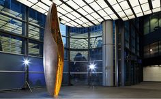 'A Grain of Rice' | by Based Upon | installation in 8 Canada Square