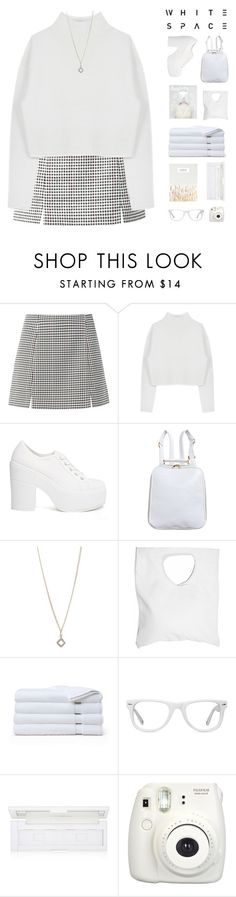 """✿ // I WANNA SAY I LOVE YOU, BUT, BABE I'M TERRIFIED //"" by tiaranurindaa ❤ liked on Polyvore featuring Dion Lee, Shellys, Dana Reed, Jennifer Haley, Brooks Brothers, Muse and shu uemura"