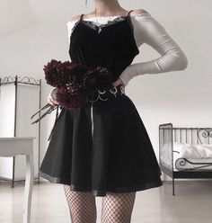 Grunge Outfits – Page 9743225776 – Lady Dress Designs Grunge Outfits, Hipster Outfits, Gothic Outfits, Edgy Outfits, Grunge Fashion, Gothic Fashion, Cool Outfits, Fashion Outfits, Fashion Skirts