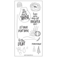 Shine Brighter Stamp Set