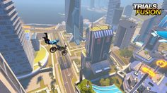 Trials fusion was noticeably expanded for the fifth time, so that players can be now introduced to a new content in the futuristic city of Megalopolis. From now on, the DLC namely Fault One Zero for PC, PS4, Xbox 360 and Xbox One is available for download. As part of the package you get ten …