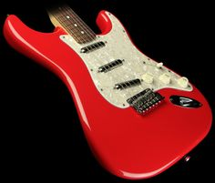 Fender Stratocaster with lipstick pickups