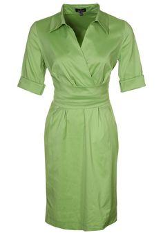 Kleid kiwi grun