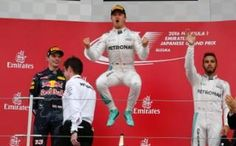 Japanese GP 2016: Nico Rosberg wins at Suzuka to extend lead over third-placed Lewis Hamilton