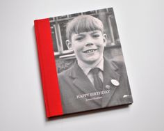 Birthday Book, possible 65th birthday gift for dad