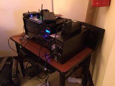 Preparando los equipos de audio para las Jornadas de Comunicación 2015. #JornadasComunicacion2015 #UCSG #ComunicacionSocial #LenteFilosofico
