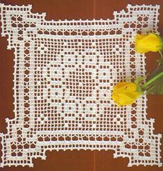 Crochet and arts: Lovely doilies