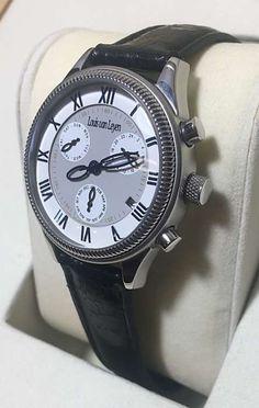 0405af54a33 Relógio Louis van Leyen automático Parque das Nações • OLX Portugal