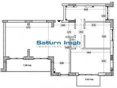 Vanzare apartament 3 camere 78 mp utili bloc nou zona Avangarden 3