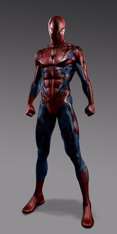 Amazing Spider-Man 2: Alternative costume | #comics #marvel #movies