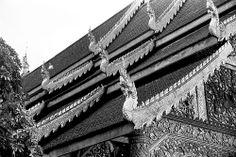 Thai roof Chang Mai Thailand, Louvre, Architecture, Building, Travel, Arquitetura, Buildings, Viajes, Destinations