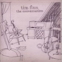 Tim Finn - The Conversation Black And White Illustration, Album Covers, Conversation, How To Get, Songs, Studio, Memes, Music, Space