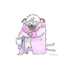 """Explore our website for additional details on """"pug dog"""". It is actually an outstanding spot to get more information. Pug Illustration, Pug Cartoon, Pug Mug, Carlin, Pugs And Kisses, Pug Pictures, Cute Pugs, Dog Tattoos, Pug Love"""