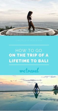 "How To Go On The Trip Of A Lifetime To Bali -- Some say the Island is overrated, a place crawling with tourists searching for unrealistic ideals and the ""Eat, Pray, Love"" effect. [Full Disclosure: limit your expectations and the ideas you have about the i"