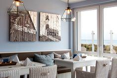 Die Hamptons im Beachmotel Heiligenhafen # holyharbour # hhf #beachmotels Bilder von Cord Selcho #cosmaninterior