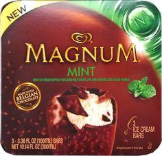 Mint Magnum Ice Cream Bars