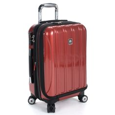 Delsey+Helium+Aero+International+Carry-On+Expandable+Spinner+Trolley