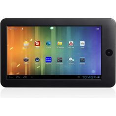 "Maylong Mobility M-270 with WiFi 7"" Touchscreen Tablet PC Featuring Android 4.0 (Ice Cream Sandwich) Operating System"