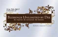Blessings Unlimited by Dee
