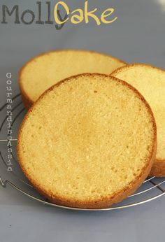 Gateaux Cake, Cake & Co, Chiffon Cake, Mole, Cornbread, Cake Recipes, Biscuits, Sweet Tooth, Appetizers