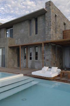 villa ales.  by: martin gomez arquitectos architecture. punta del este, uruguay.