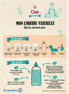Home Cleaning 535998793153744044 - Clair authentique Source by patybasile Homemade Beauty Products, Natural Cleaning Products, Duct Tape Crafts, Green Tips, Wellness, Positive Attitude, The Body Shop, Clean House, Cleaning Hacks