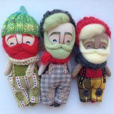 Mukla pocket man in the shop @mukla_doll_shop #mukladolls #dollmaker #handmadedoll #handmadetoys #ooakdoll
