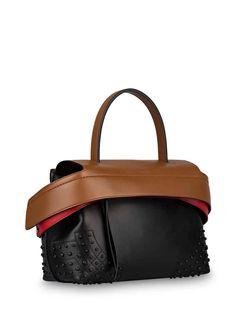 TOD'S Handtasche WAVE MEDIUM