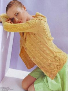 Attractive sweater - cool image