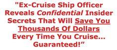 Cruise Secrets - Cruise Savings