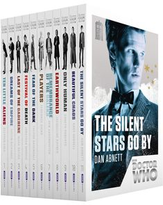Doctor Who 50th Anniversary Book Collection (re-releases w special covers)
