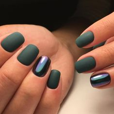 nice 55 Trending Ideas on Matte Nails - Favorable Designs for You