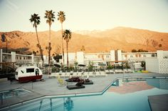 Palm Springs | Ace Hotel & Swim Club | Palm Springs Boutique Hotel | California